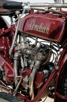 Indian Motorcycles - Sonderausstellung im TOP Mountain Motorcycle Museum, Hochgurgl
